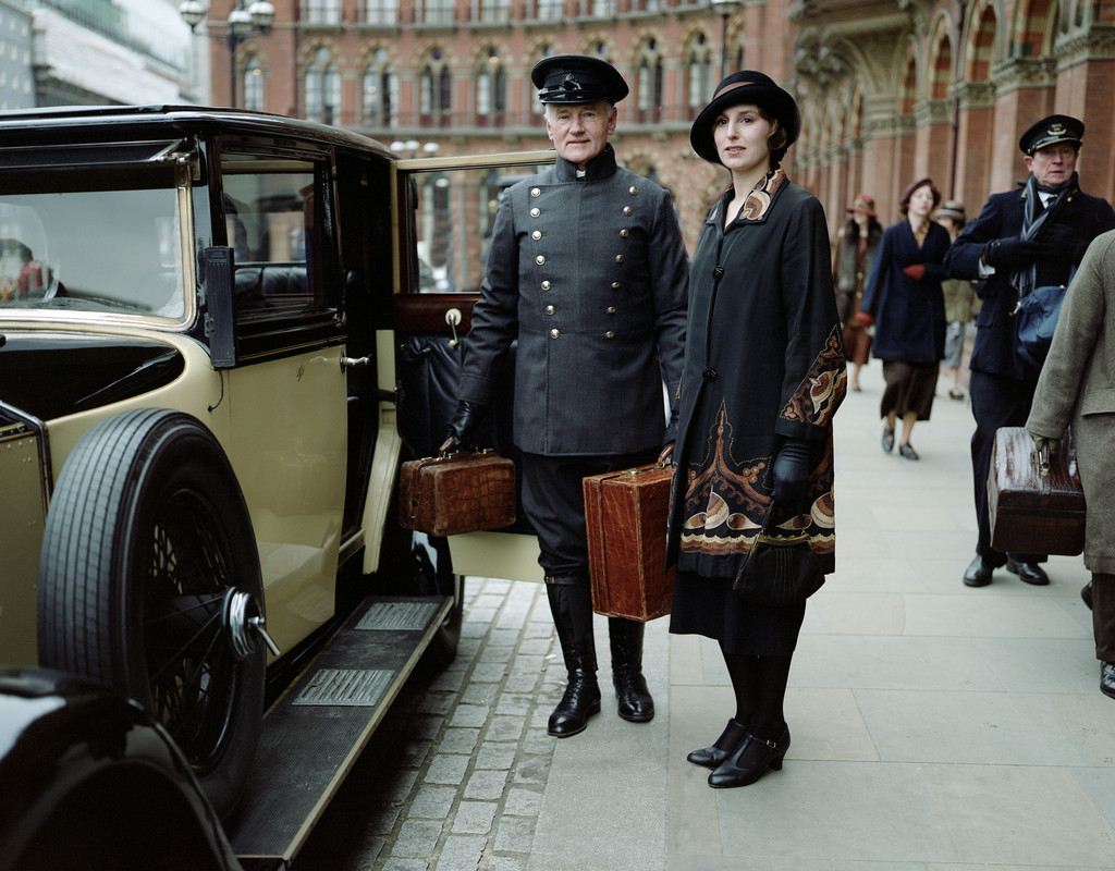 'Downton Abbey' back on Jan. 4 for season 5
