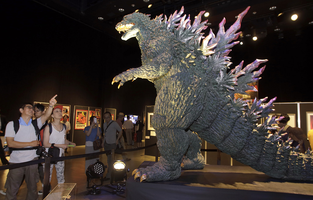 Japanese fans speak on the evolution of 'Godzilla'