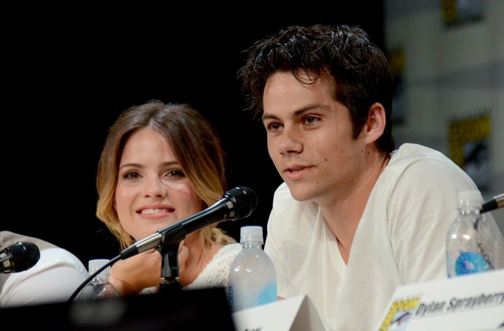 MTV's 'Teen Wolf' cast delights fans at Comic-Con