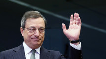 ECB ready for QE, inflation expectations anchored for now: Draghi