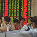 China stocks fall at market open