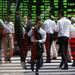 Asian shares firm as focus turns to China PMI surveys