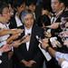 BOJ will act 'without hesitation' if price goal threatened: Kuroda