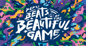 Introducing The Pepsi Beats of the Beautiful Game Visual Album: Let The Beats Begin!