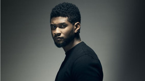 Usher Hits Studio with Jermaine Dupri