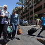 Anxiety grips Lebanon following blasts, arrests