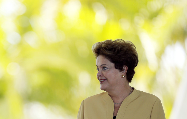Brazil's Rousseff has 38 percent voter support: IBOPE poll