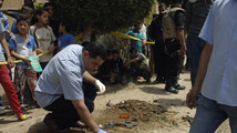 Militant group in Egypt says it killed officer