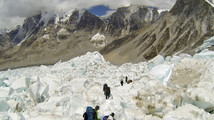 Discovery to chronicle Everest avalanche