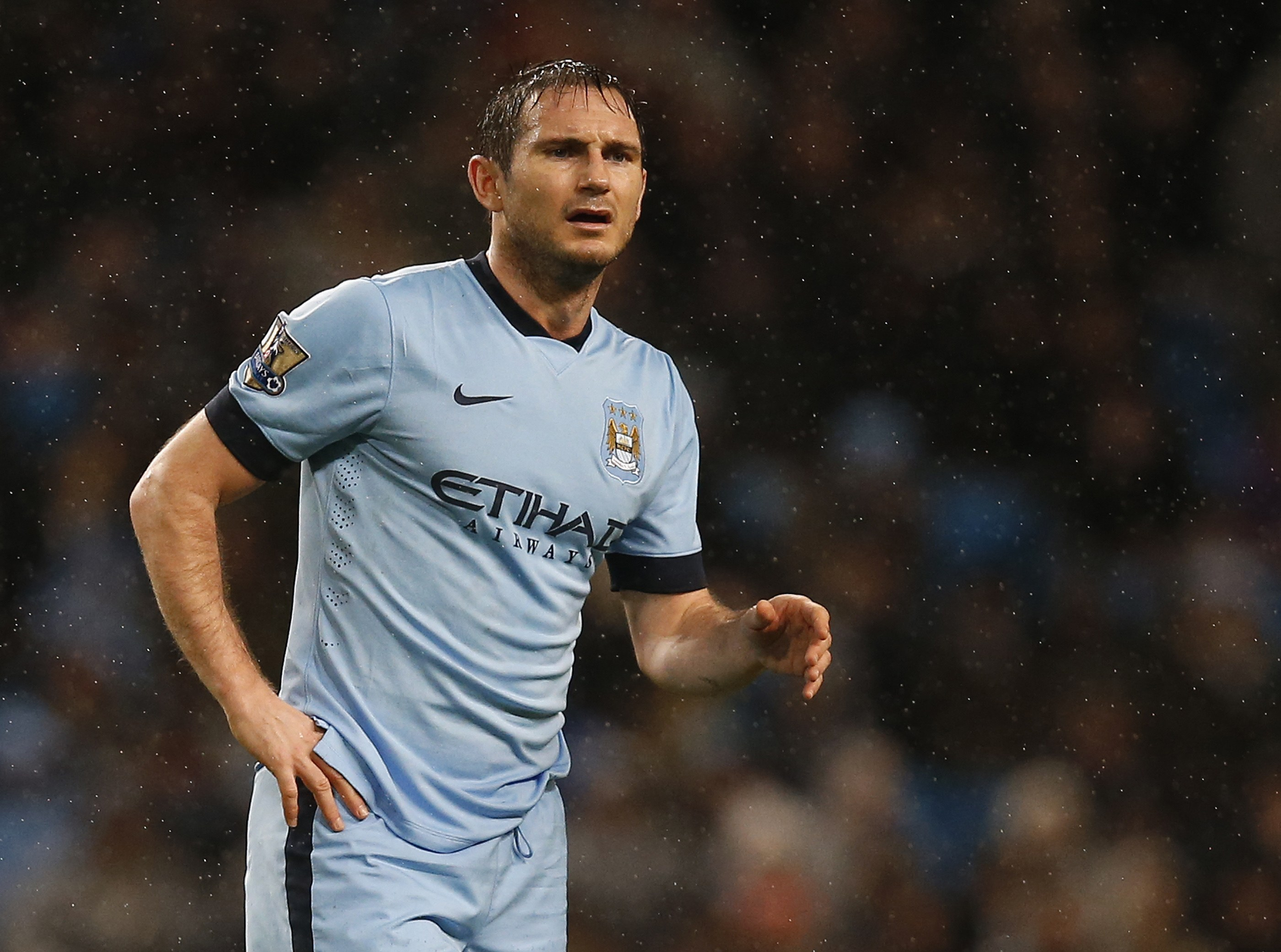 Chelsea legend Frank Lampard is now vital to Manchester City s