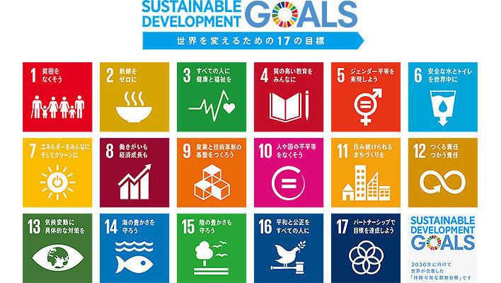 メインビジュアル : 国連の開発目標「SDGs」をビジネスで実践していくために ~富士通社内セミナー「SDGsを知る」レポート~