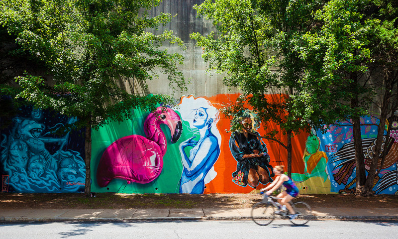 There's brilliant art throughout Atlanta just waiting to be discovered.