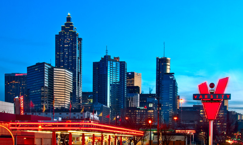 Have You Visited The Most Famous Places In Atlanta