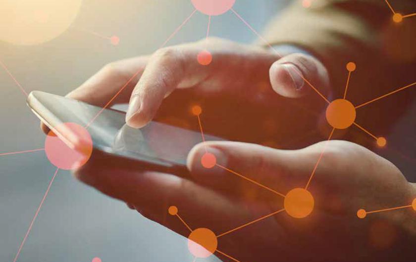 メインビジュアル : 5Gで変わる未来社会【第1回】モバイル通信の進化と特徴