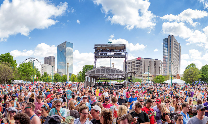 SweetWater 420 Fest is back! Prepare for great music and lots of fantastic, local brews. (Gene Philips, AtlantaPhotos.com)