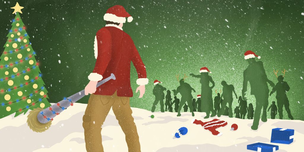 How Dead Rising 4 celebrates Christmas in the most surprising way