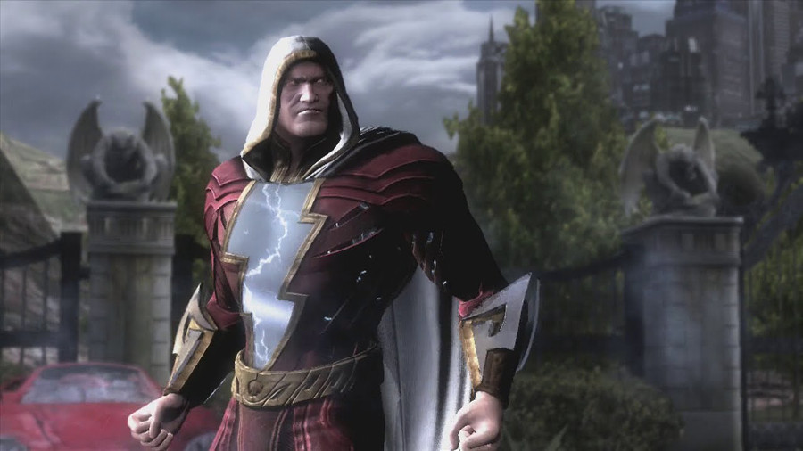 Every Video Game SHAZAM! Has Ever Appeared In