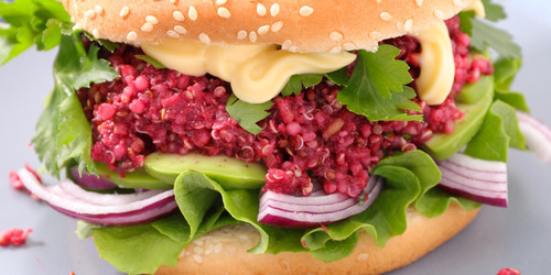 How to Make Any Veggie Burger Without a Recipe