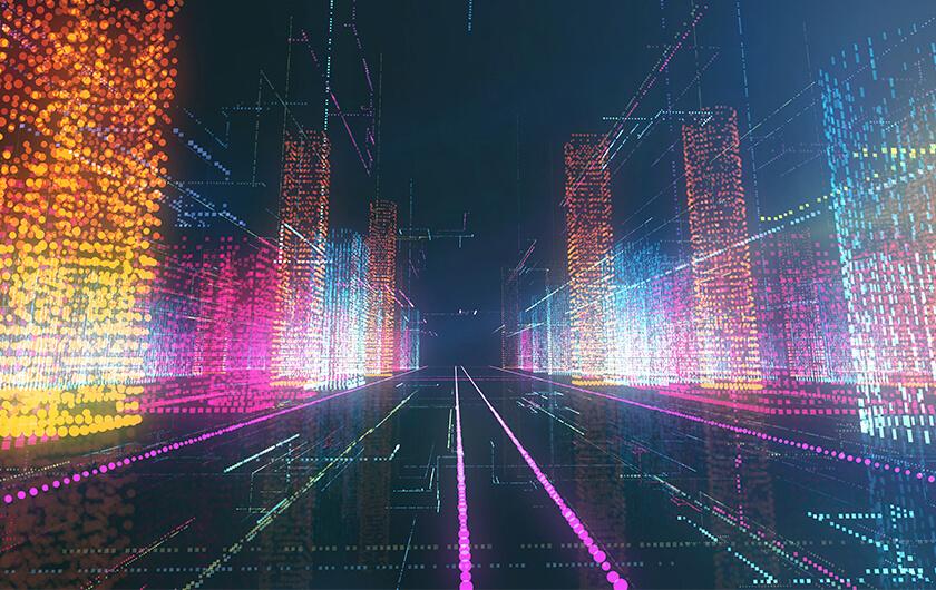 メインビジュアル : 日本郵便や東レも始めている、量子コンピューティング技術活用への挑戦