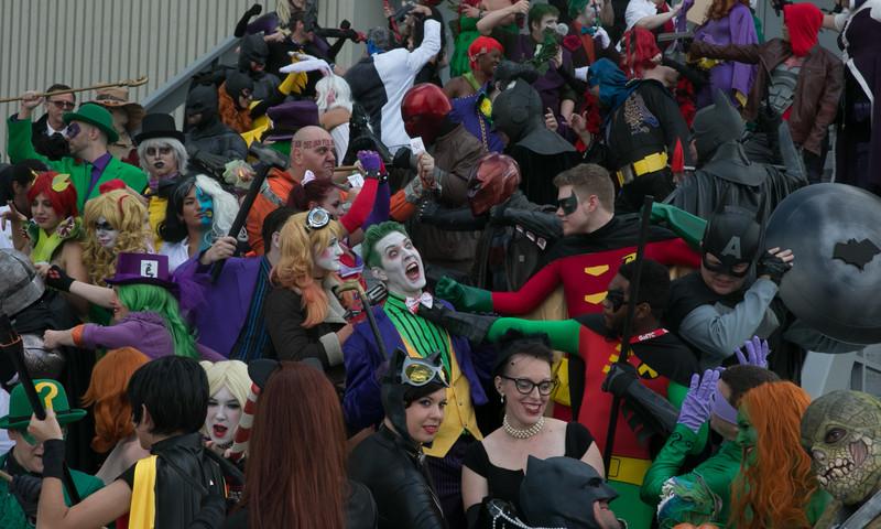 Dragon Con brings a cornucopia of fandoms together to celebrate sci-fi and fantasy-and more. (📷 Dragon Con)