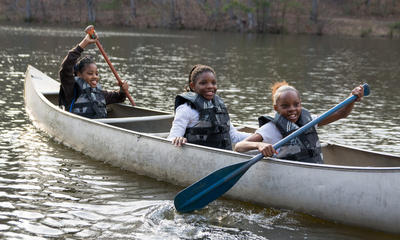 """Canoe"" imagine how much fun you'll have at the Atlanta Science Festival?"
