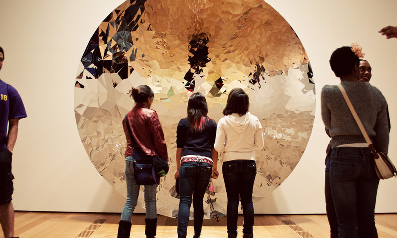 Atlanta's chock-full of attractions that teens and tweens will love. (High Museum of Art)