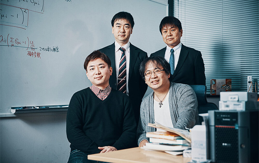 Main visual : The Moment Has Come to Utilize Japan's Cutting-Edge Technology—How Can Quantum Computing Solve Social Problems? Tohoku University and Fujitsu: Innovators' Talk Session (Part 2)