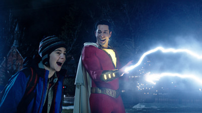 A Guide to SHAZAM!: Origins, Powers and the New Feature Film