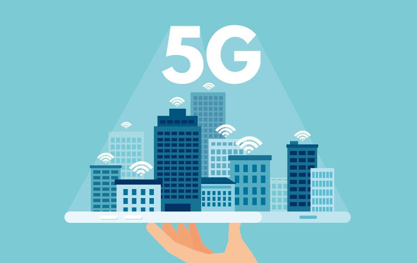 """メインビジュアル : 次世代モバイル通信""""5G""""とは?【第6回】Wi-Fiと有線LANはもういらない?企業内ネットを置き換える「ローカル5G」"""
