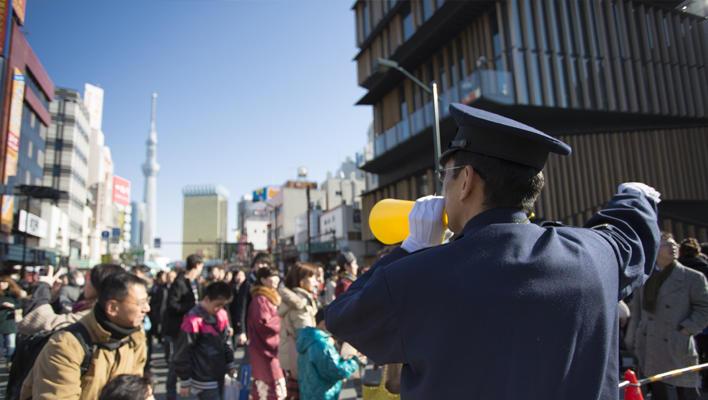 メインビジュアル : 東京23区の警備計画を5分で完成!「ゲーム理論」を使ったAI技術とは?