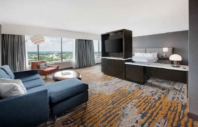 Hilton Atlanta Suite