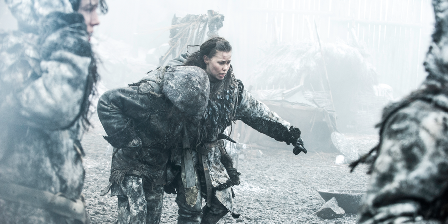 Westeros Revisited: Hardhome