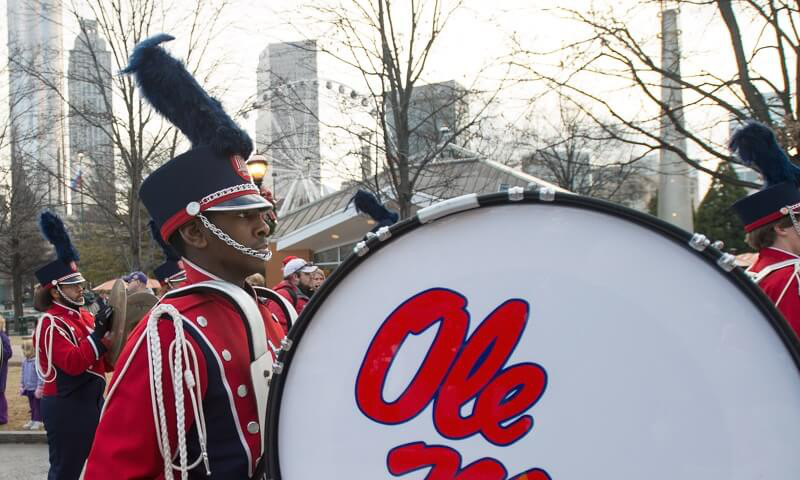 The Chick-fil-A Peach Bowl is more than a college football game. Enjoy all the activities.