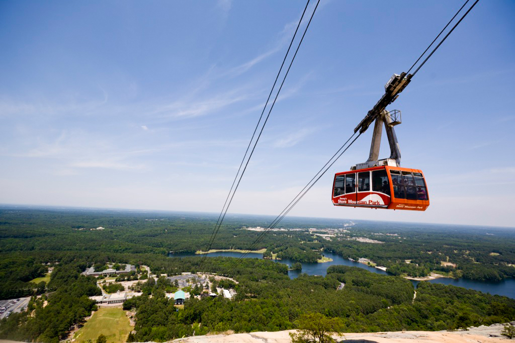 Stone Mountain Skyride