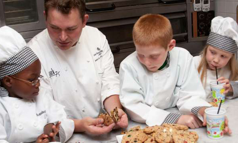 Four Seasons Atlanta provides activities for young guests.