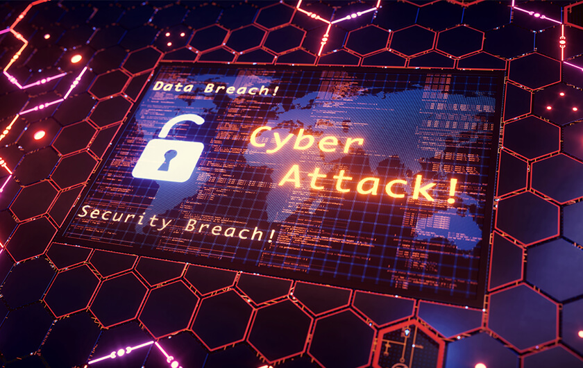 Main visual : How to Effectively Combat Large-Scale Cyberattacks: AI Technology That Automatically Detects Malware