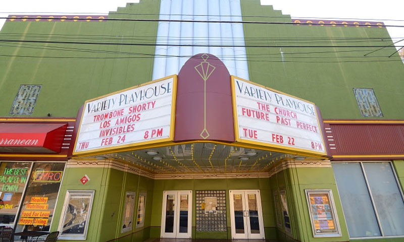 Variety Playhouse - Live Music Spot in Atlanta GA