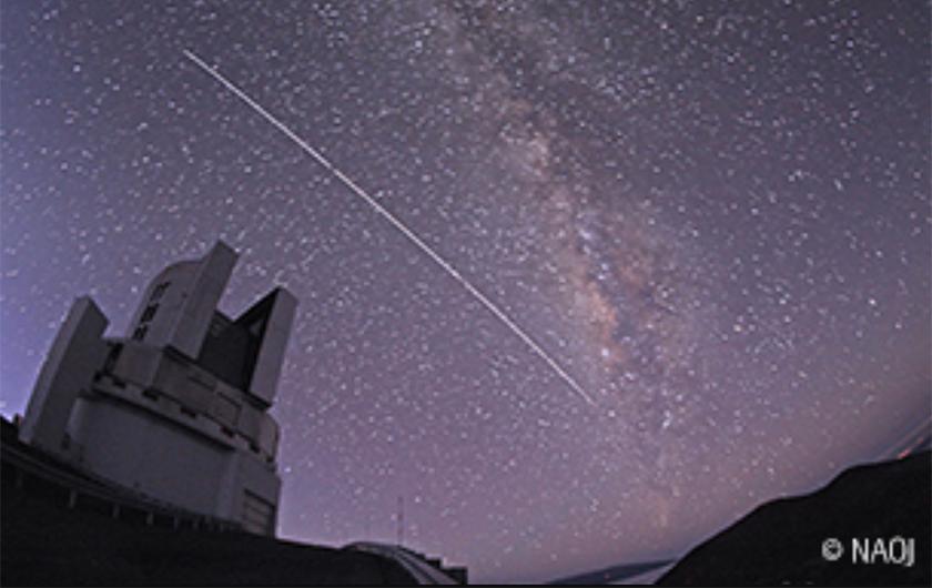 メインビジュアル : 宇宙の神秘を解き明かせ!世界最大級の「すばる望遠鏡」を動かすICT