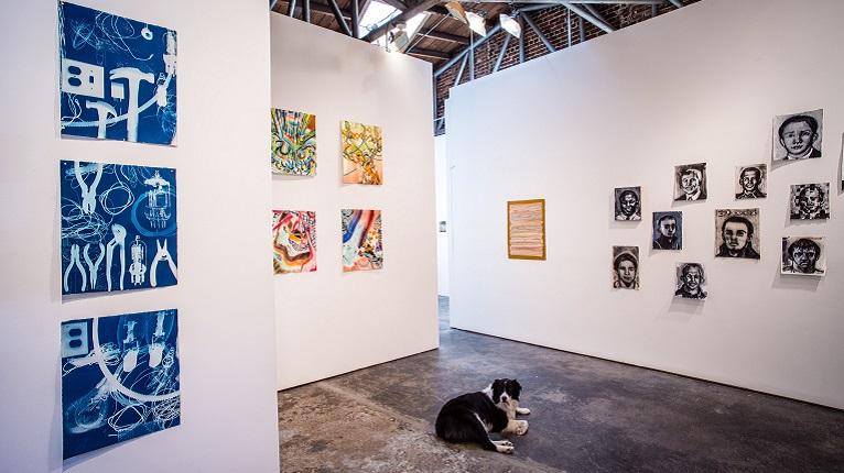 Castleberry Hill Marcia Wood Gallery in Atlanta GA