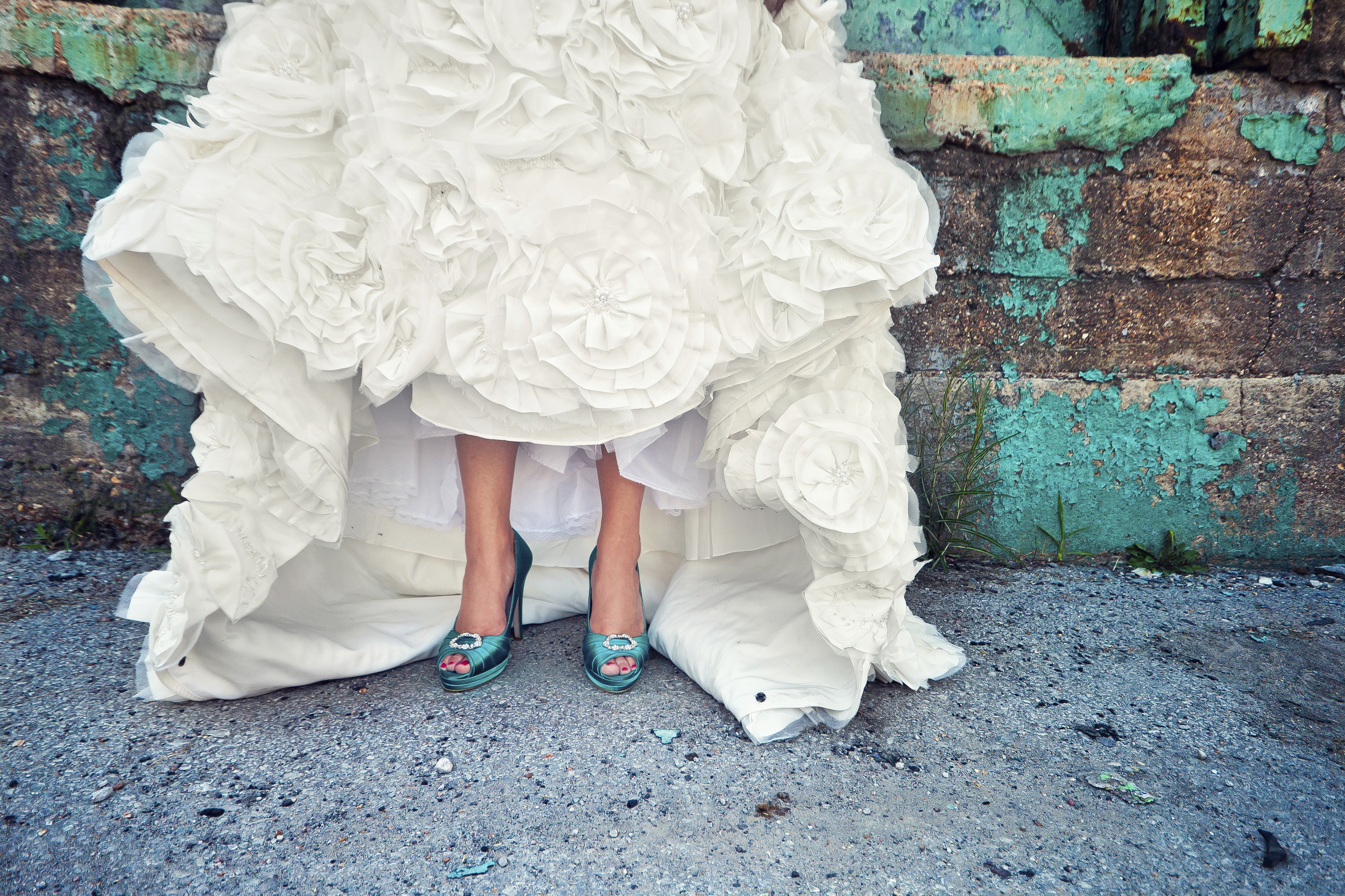 "Wedding ""woahs"": The struggle of saving for your big day"