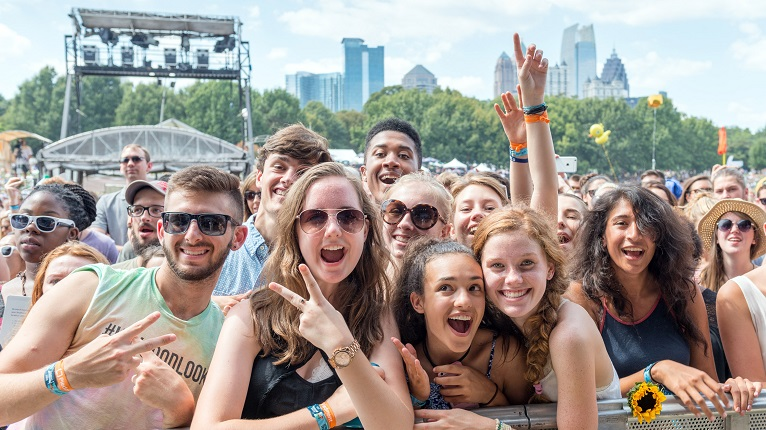 Atlanta Music Midtown at Piedmont Park