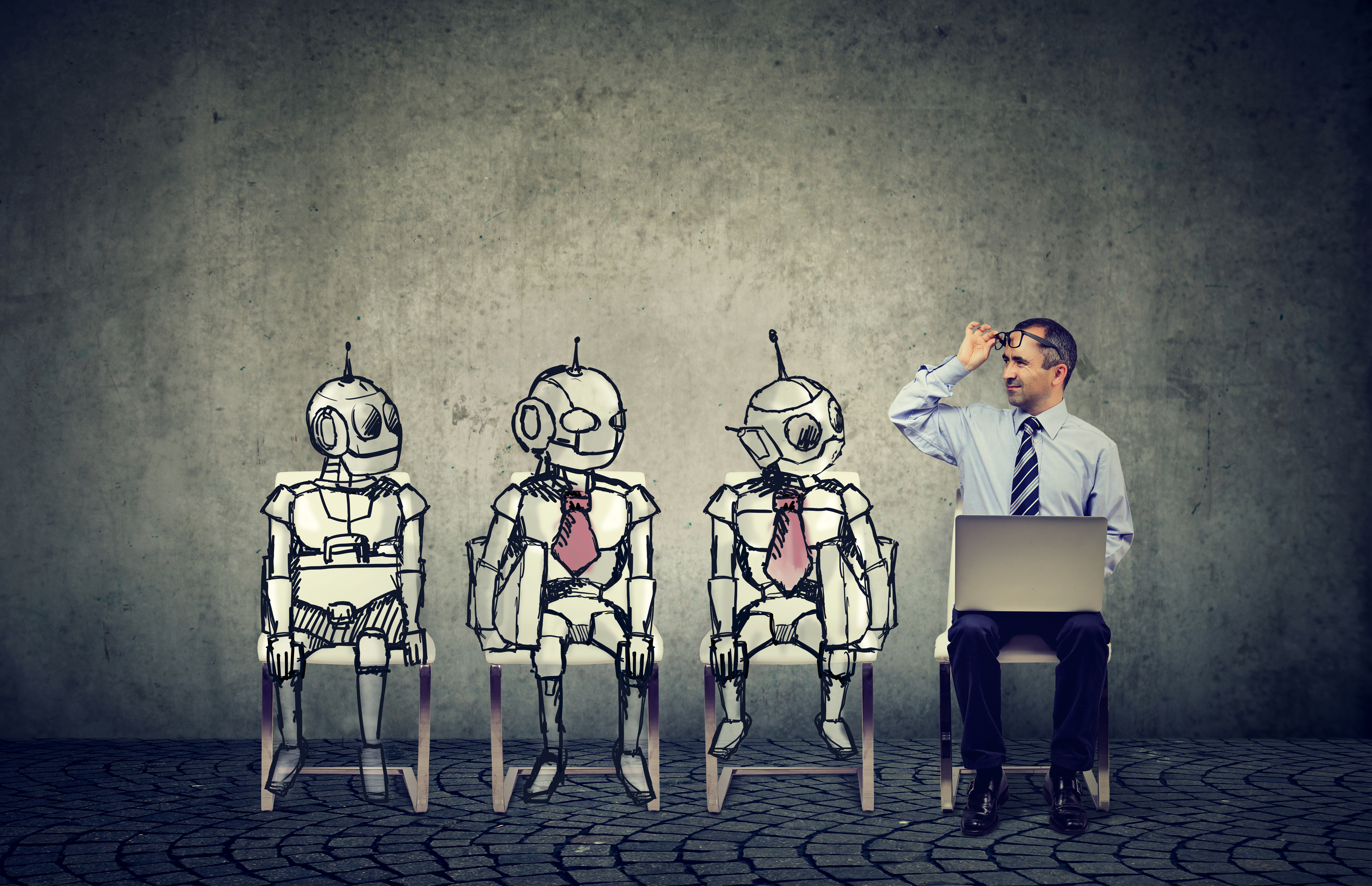 Main visual : Keeping Work Human: How to Keep Work Human in the Wake of HR Tech Advancements