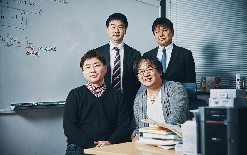 メインビジュアル : いま日本発祥の最先端技術を活かすとき。量子コンピューティングはいかに社会問題を解決できるか