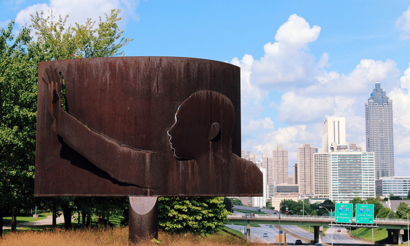 The Martin Luther King Jr. National Historic Site is a testament to Atlanta's place in history.