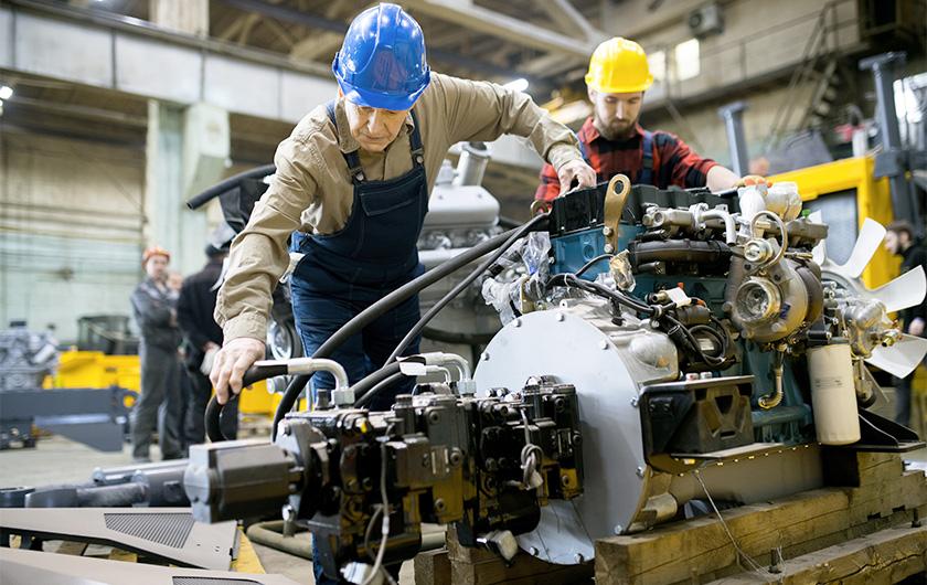 メインビジュアル : 製造現場の負荷を軽減し、品質と効率性を向上させるAI活用法とは?