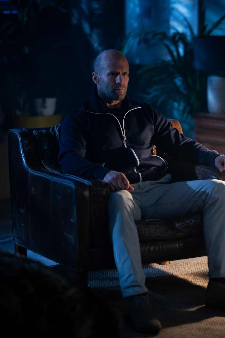 Jason Statham and Guy Ritchie: A match made in bone-crunching action movie heaven