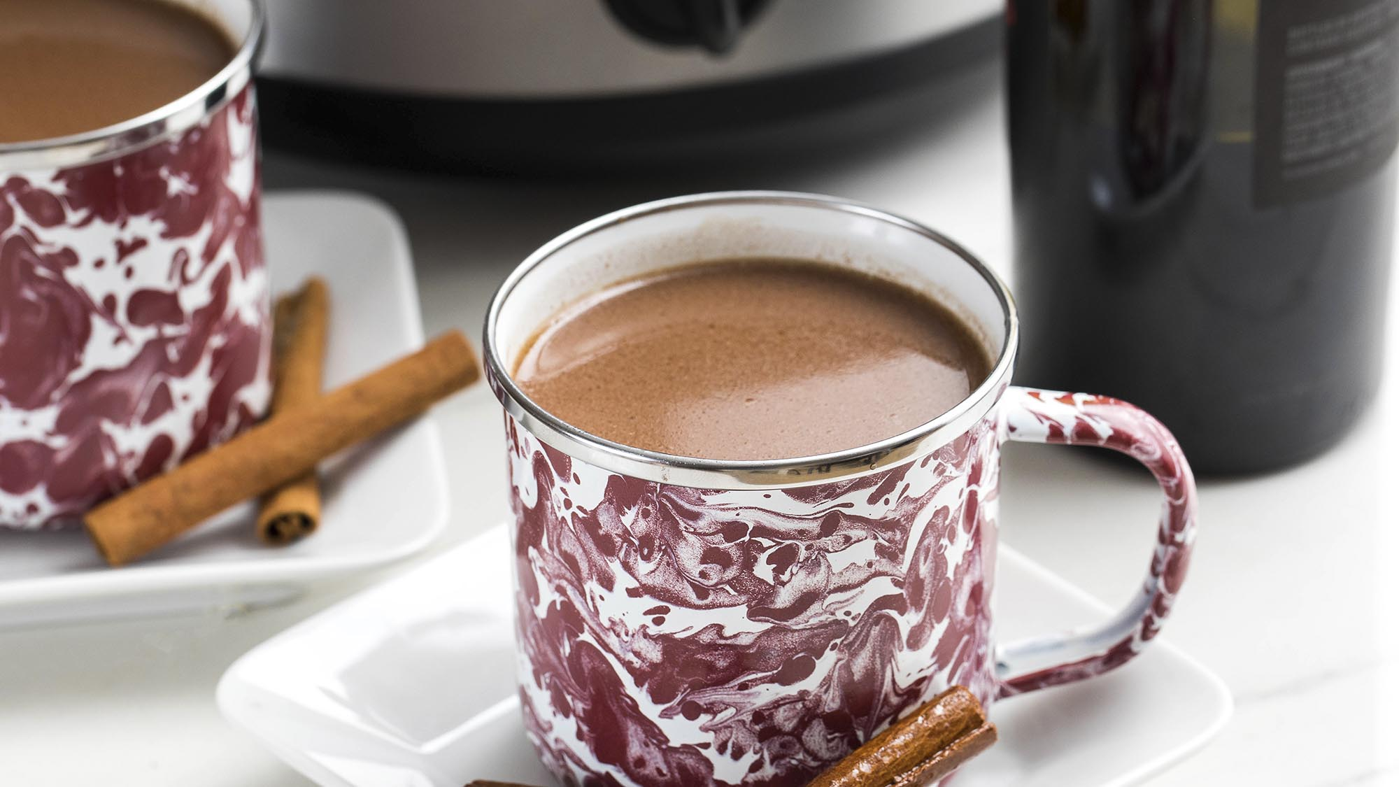 McCormick Red Wine Hot Chocolate