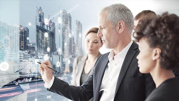 メインビジュアル : AI活用やデザイン思考など、デジタル時代の人材育成サービス「FUJITSU Digital Business College」開校!