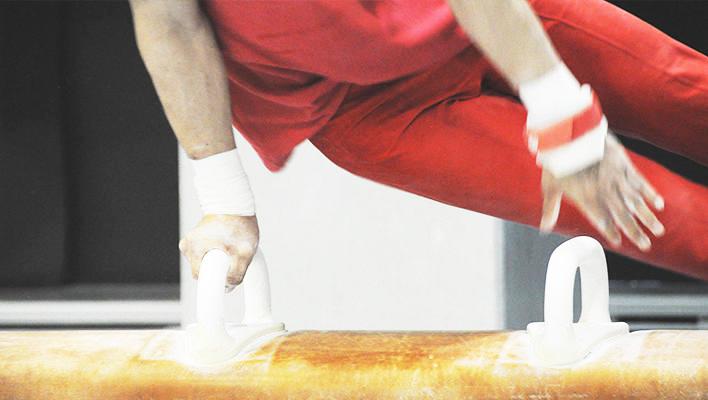 メインビジュアル : 体操競技の採点を3Dセンシングでより正確に!「未来の審判」のカタチとは?