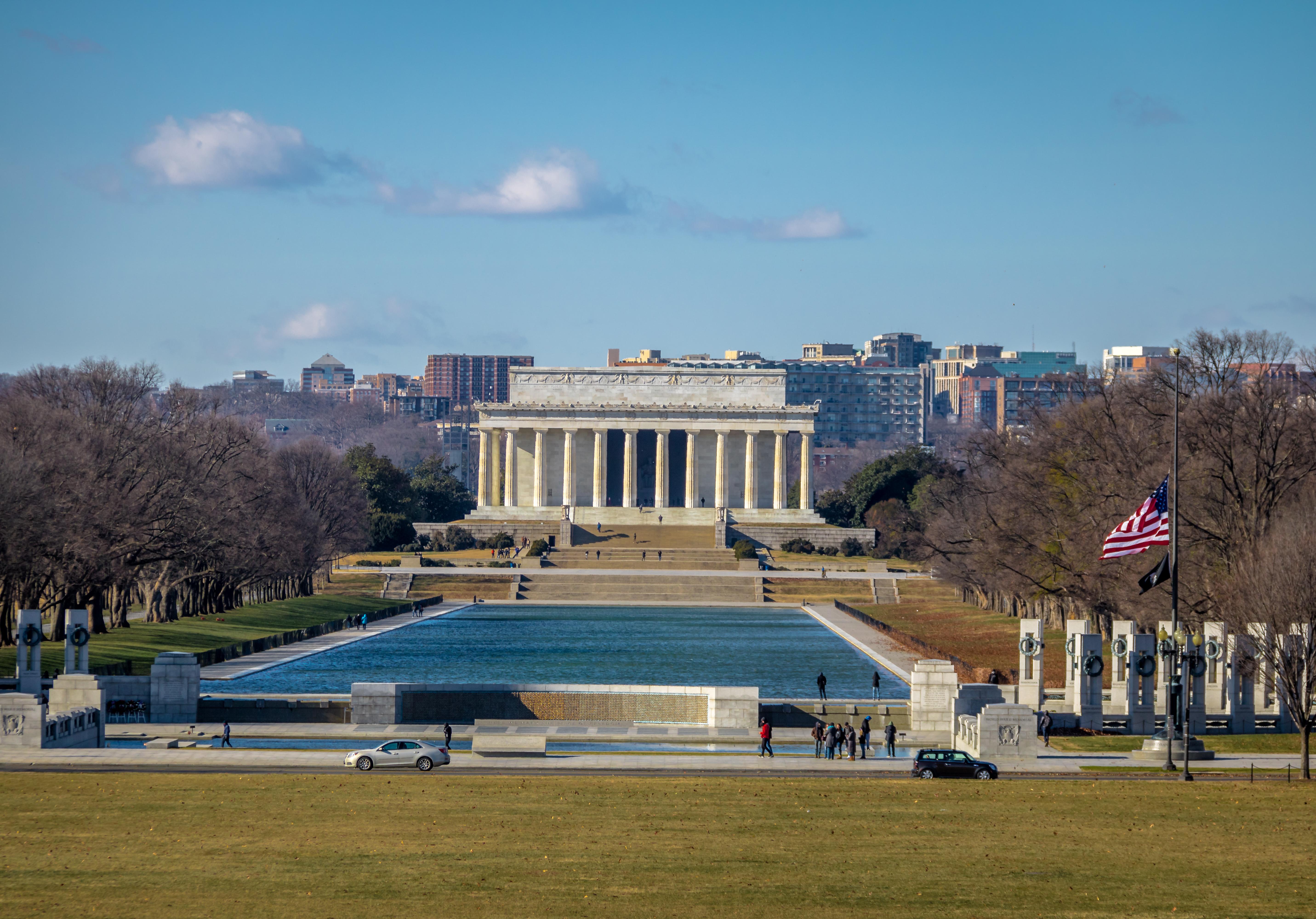 Lincoln Memorial - Washington, D.C., USA